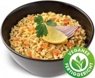 Vollkorn Reis mit Quinoa